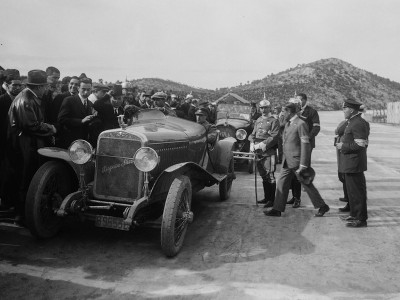 Hispano-Suiza, once upon a time in the auto trade in Catalonia