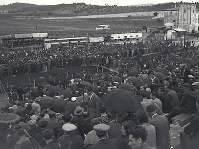 When the Autódromo de Terramar hosted political rallies