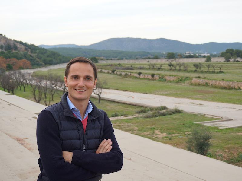 """Vincent Goehrs: """"Gestionar el Autòdrom de Terramar és, per sobre de tot, una enorme responsabilitat"""""""