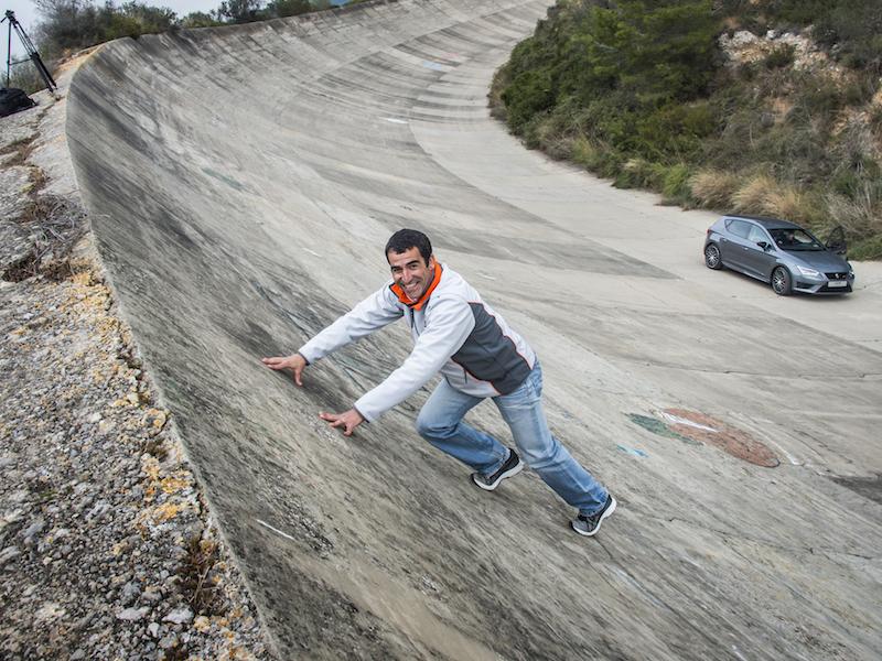 "Jordi Gené: ""La primera vez que visité el Autódromo fue una sorpresa mayúscula"""