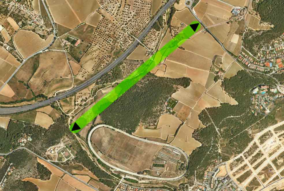 Deu accions per preservar la connectivitat ecològica en l'entorn de l'Autòdrom Terramar