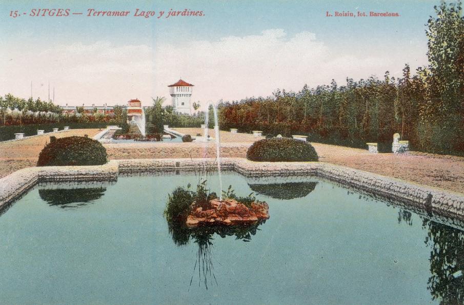 La ciutat – jardí de Terramar: modernitat i benestar en un somni mediterrani
