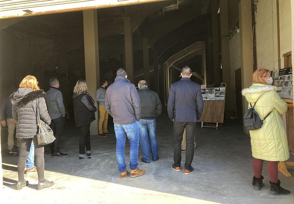 Els comerciants del territori s'interessen pel projecte de l'Autòdrom de Terramar