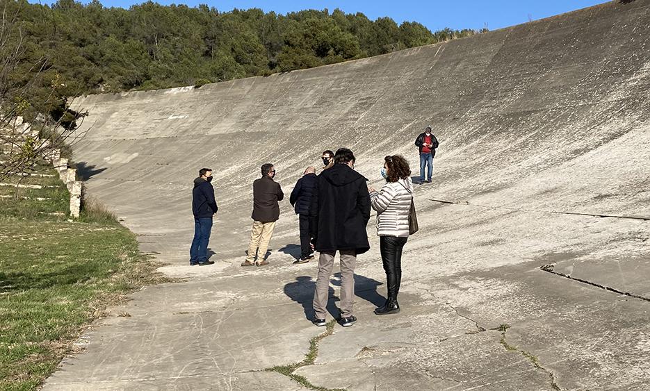 Els agents socioeconòmics de Vilanova valoren positivament el projecte de reobertura de l'Autòdrom