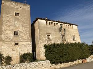 La masia del Clot dels Frares i els paisatges del pintor Joaquim Sunyer